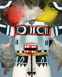 Hopi Shalako Maiden Katsina