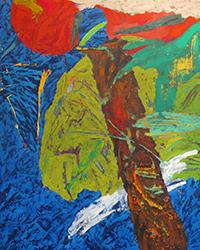 Herb Jackson painting (detail)