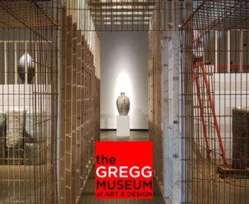 Adams Gallery, A Thousand Throws - the Hallway