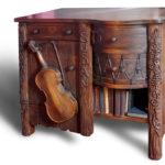 Tilden Stone's music chest