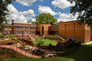 Gregg Museum garden path