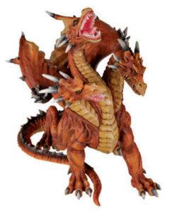 Azhi Dahaka dragon
