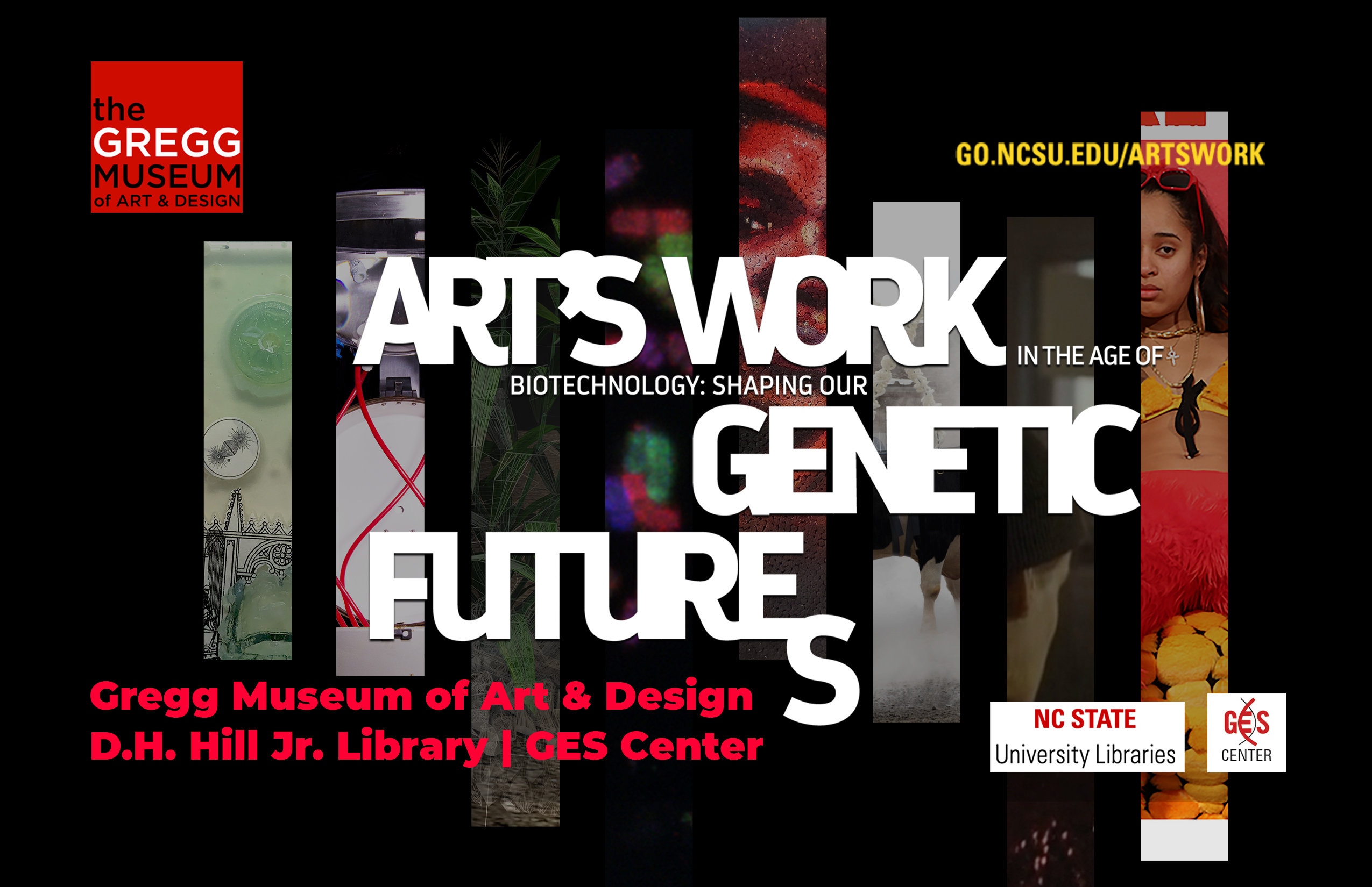 Gallery: Art's Work in the Age of Biotechnology