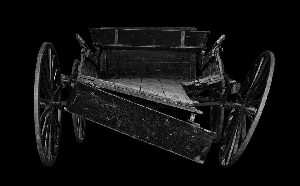 Broken Wagon, 2017
