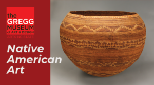 Native American Art with photo ofPomo basket