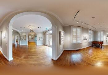 gregg 360 shapshot of Ennis room to the Garden Walk lobby