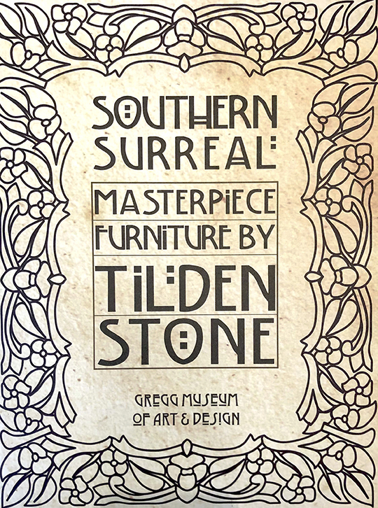 Southern Surreal catalog cover